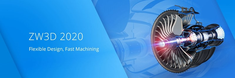 ZW3D 2020 Official Release